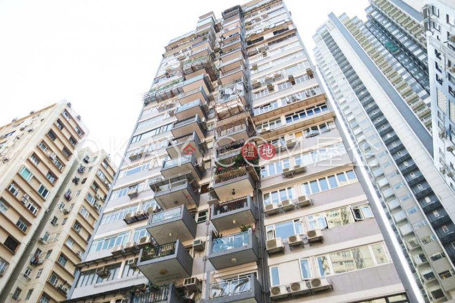 Stylish 3 bedroom with balcony   Rental   22-24 Shan Kwong Road   Wan Chai District   Hong Kong Rental   HK$ 42,000/ month