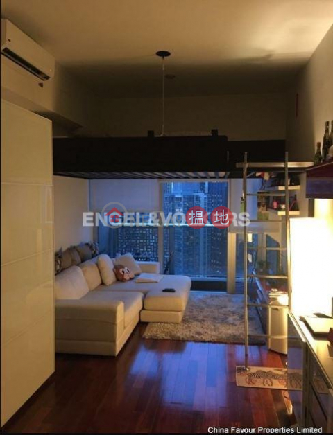 Studio Flat for Rent in Wan Chai|Wan Chai DistrictJ Residence(J Residence)Rental Listings (EVHK86255)_0