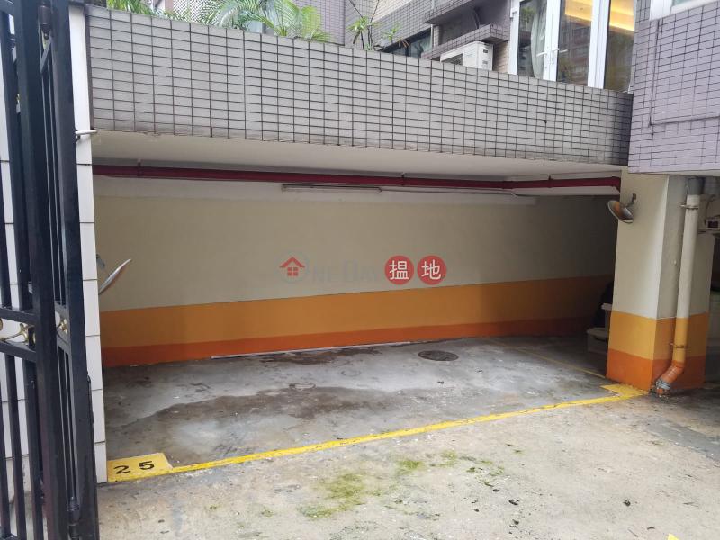 Car park, G/F Right Mansion, 29 Robinson Road   Western District Hong Kong Rental, HK$ 3,500/ month