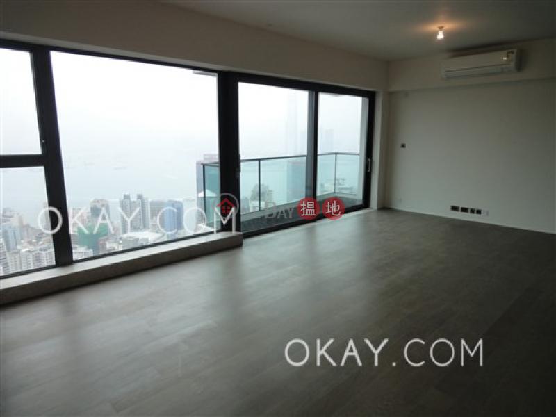 香港搵樓|租樓|二手盤|買樓| 搵地 | 住宅出租樓盤|3房2廁,極高層,海景,星級會所《蔚然出租單位》