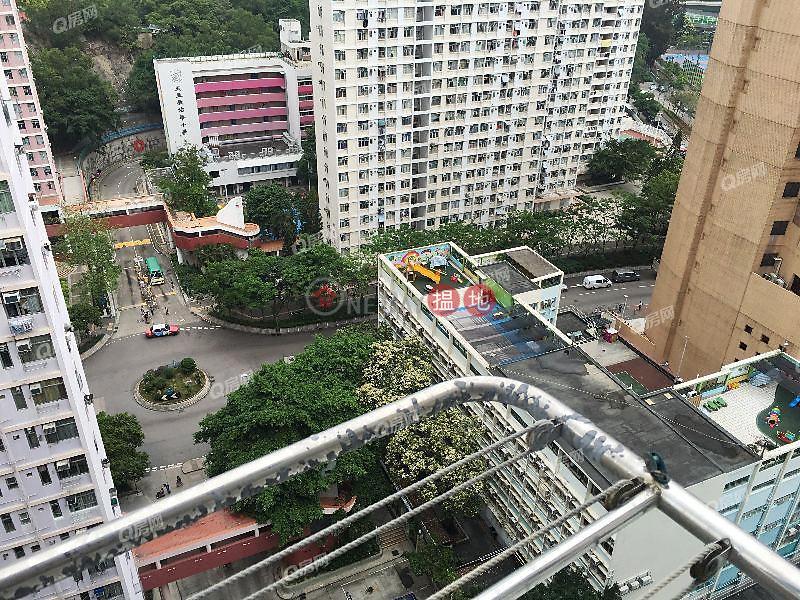 鄰近地鐵,內街清靜,開揚遠景《萬福大廈租盤》|萬福大廈(Man Fuk Building)出租樓盤 (QFANG-R74725)