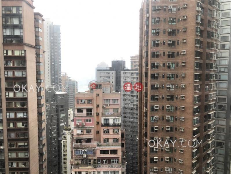 Unique 3 bedroom on high floor with balcony & parking | Rental, 36 Conduit Road | Western District, Hong Kong | Rental HK$ 60,000/ month