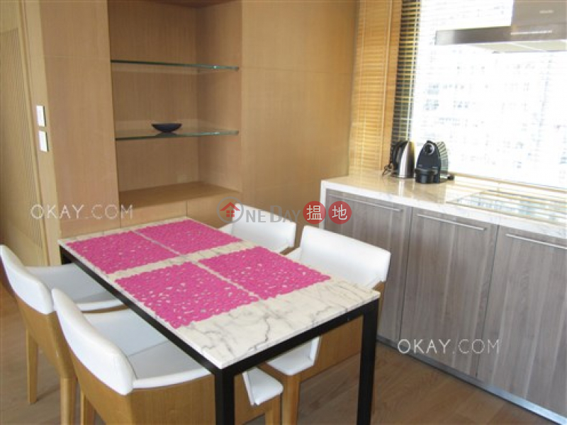 HK$ 45,000/ month   Gramercy   Western District Charming 1 bedroom on high floor with balcony   Rental