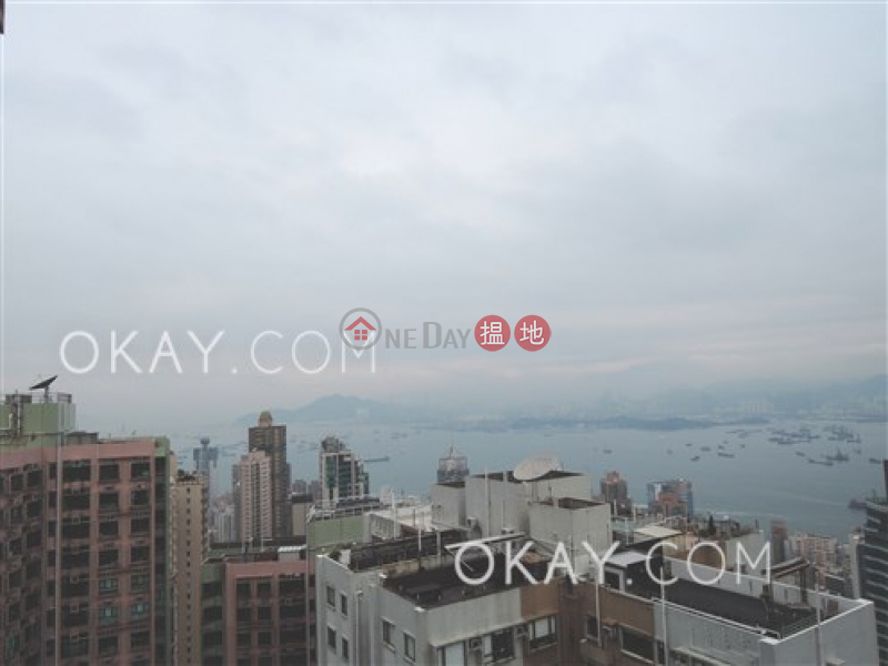 Property Search Hong Kong | OneDay | Residential Sales Listings | Tasteful 3 bedroom on high floor with harbour views | For Sale
