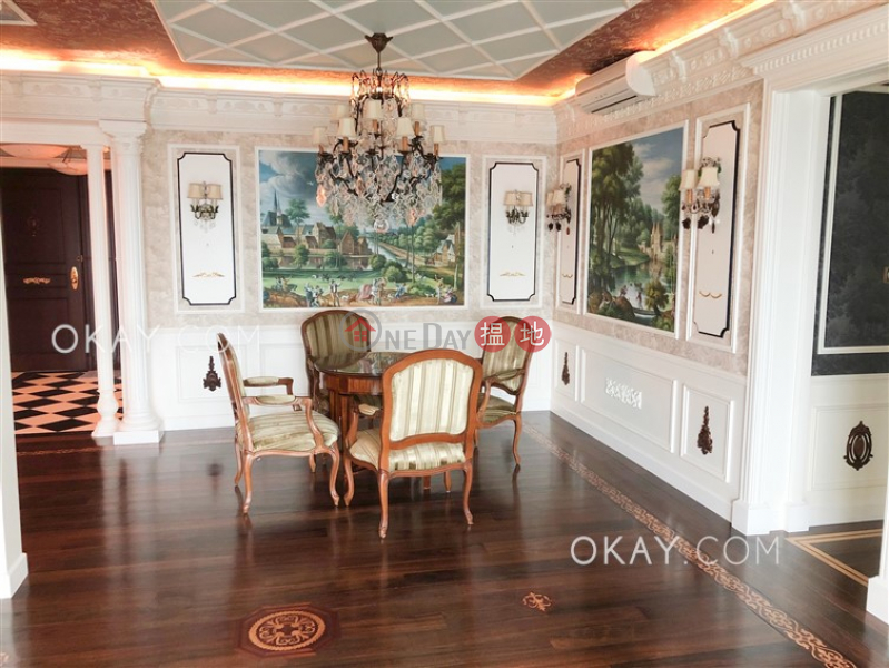 Property Search Hong Kong | OneDay | Residential | Rental Listings, Stylish 4 bed on high floor with sea views & parking | Rental