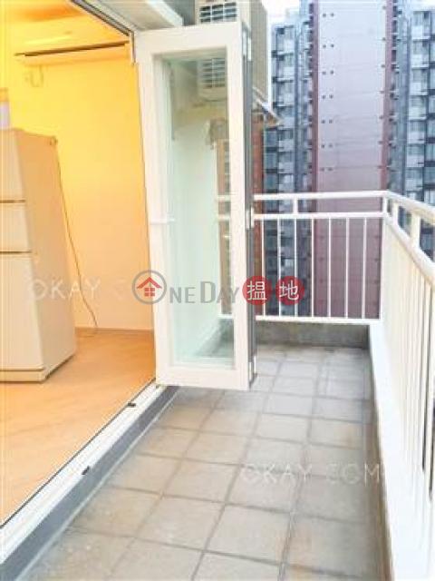 Tasteful 2 bedroom on high floor with harbour views | For Sale|Ngan Tao Building(Ngan Tao Building)Sales Listings (OKAY-S229970)_0