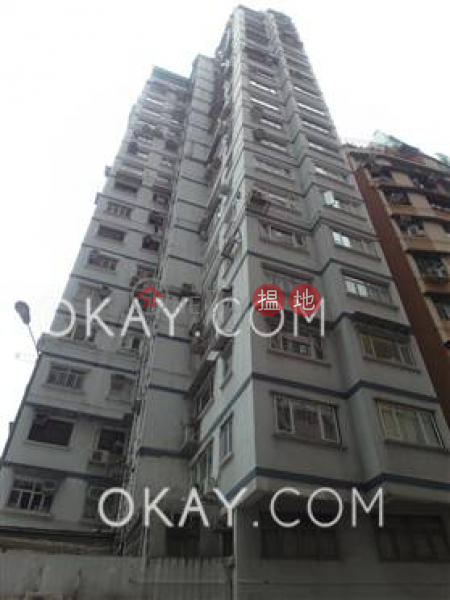 Charming 1 bed on high floor with sea views & rooftop | For Sale, 141-145 Caine Road | Central District | Hong Kong, Sales HK$ 11M