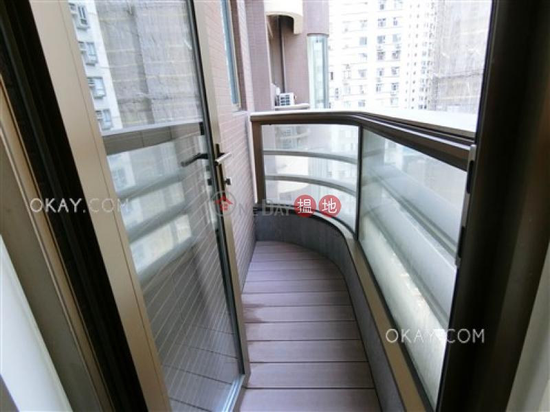 1房1廁,露台《CASTLE ONE BY V出租單位》|1衛城道 | 西區|香港-出租HK$ 28,300/ 月