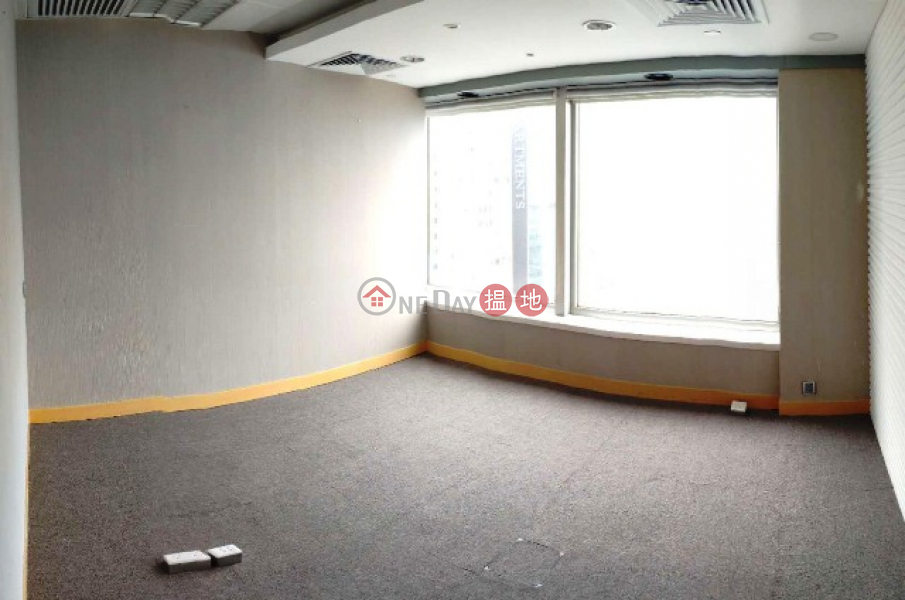 Property Search Hong Kong | OneDay | Office / Commercial Property | Rental Listings, Seaview Mid Floor office at corner in Shun Tak Centre (West Tower) with 2 sides open, new deco for letting
