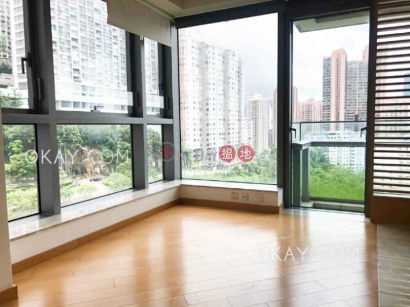 1房1廁,極高層,星級會所,露台《形品出租單位》|形品(Lime Habitat)出租樓盤 (OKAY-R165153)