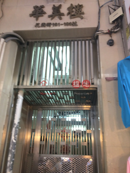Wah Mei Building (191-197 Fa Yuen Street) (Wah Mei Building (191-197 Fa Yuen Street)) Prince Edward|搵地(OneDay)(1)