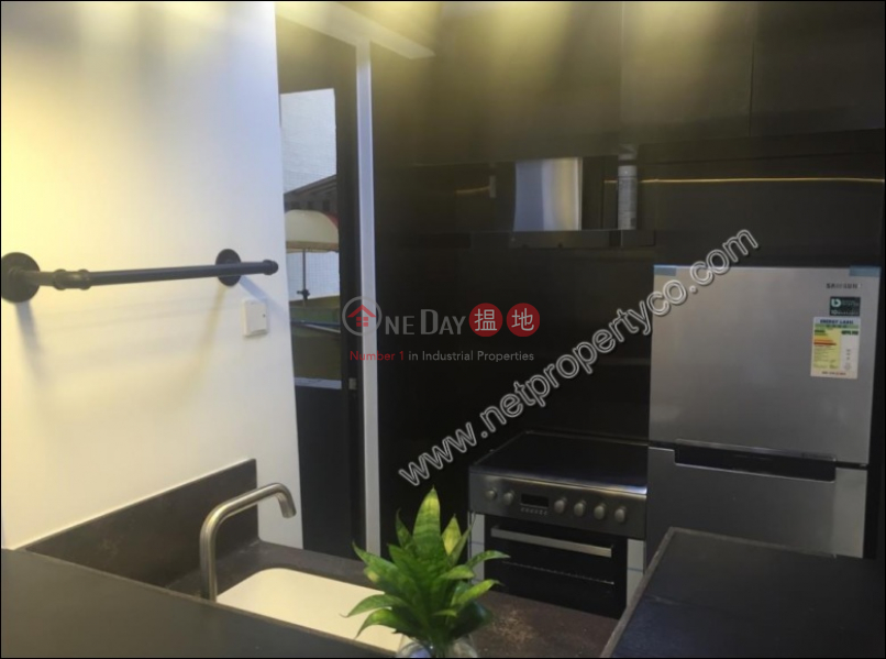 Stylish 1 bedroom flat for Rent | 199-201 Hollywood Road | Western District Hong Kong, Rental | HK$ 27,000/ month