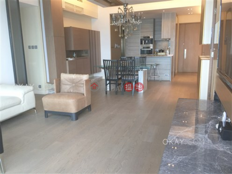 Gorgeous 3 bed on high floor with sea views & balcony | Rental, 2A Seymour Road | Western District Hong Kong Rental HK$ 110,000/ month