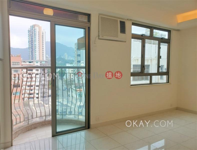 香港搵樓|租樓|二手盤|買樓| 搵地 | 住宅出租樓盤-3房2廁,極高層,連車位,露台文蔚閣出租單位