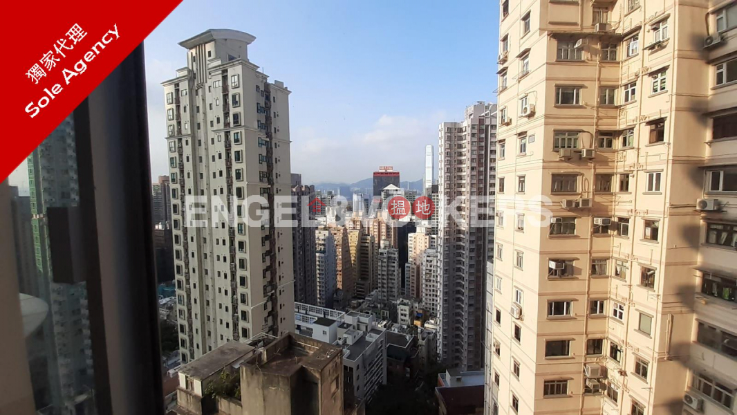HK$ 8.1M Jadestone Court Western District, 1 Bed Flat for Sale in Mid Levels West