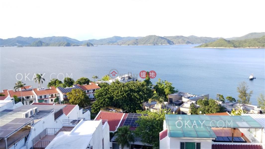 香港搵樓|租樓|二手盤|買樓| 搵地 | 住宅-出租樓盤|4房2廁,海景,連車位,獨立屋《碧湖別墅 D座出租單位》
