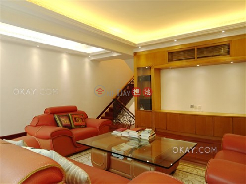 Property Search Hong Kong | OneDay | Residential | Rental Listings | Unique house with terrace & parking | Rental
