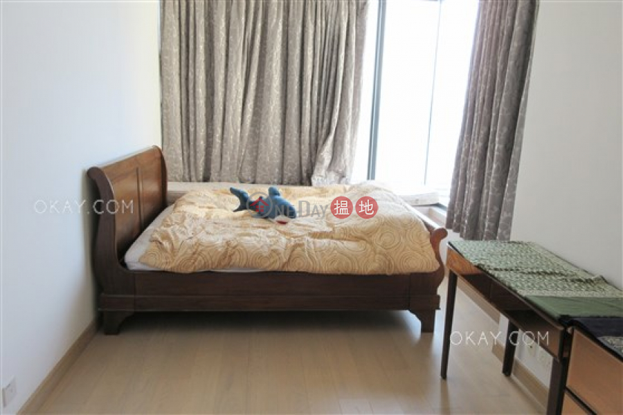 HK$ 72,000/ month Upton | Western District | Unique 3 bedroom with sea views & balcony | Rental