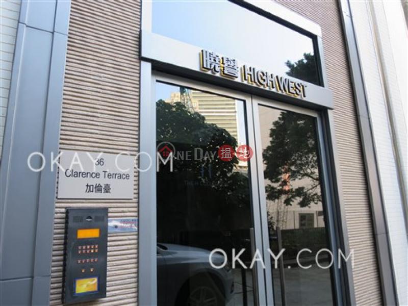 HK$ 890萬-曉譽-西區-1房1廁,星級會所,露台《曉譽出售單位》