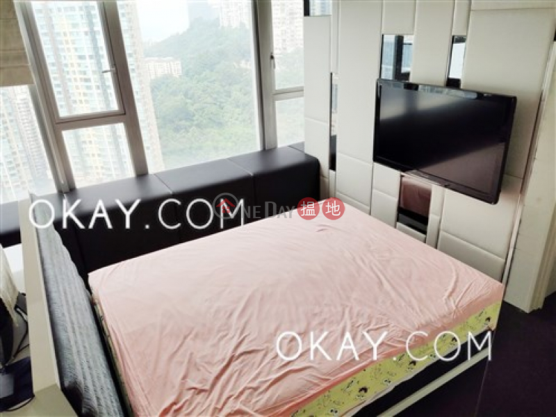 Lovely 1 bedroom on high floor with balcony | For Sale | Mount East 曉峯 Sales Listings