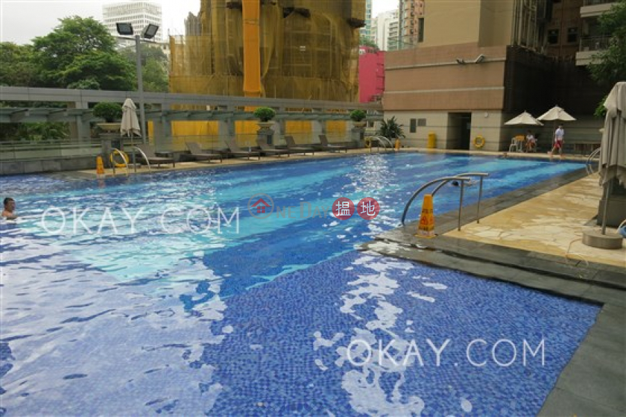 Property Search Hong Kong | OneDay | Residential | Sales Listings Charming 2 bedroom on high floor with balcony | For Sale