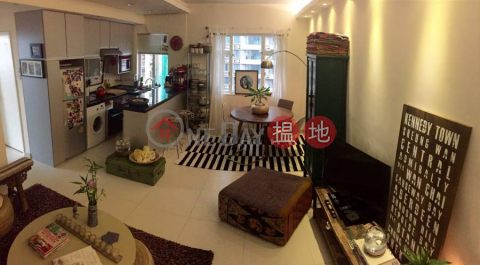 Spacious, newly renovated, 2 Bedroom w Harbour View|堅威大廈(Caineway Mansion)出租樓盤 (JENNY-8598037676)_0