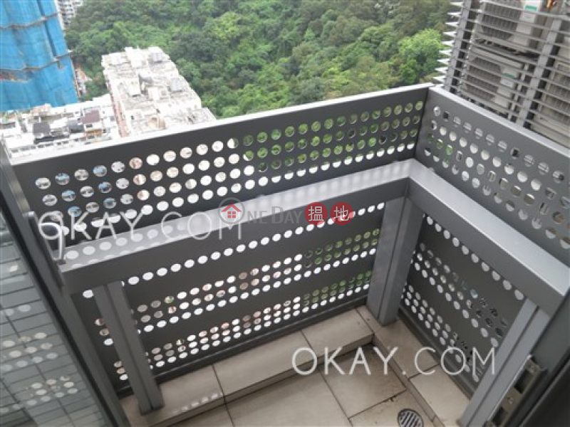 HK$ 17.88M | Lime Habitat | Eastern District, Stylish 3 bedroom on high floor with balcony | For Sale