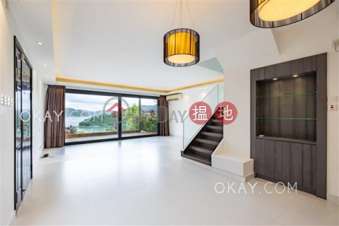 Lovely house with sea views, rooftop & terrace | For Sale|Tai Hang Hau Village(Tai Hang Hau Village)Sales Listings (OKAY-S290122)_0