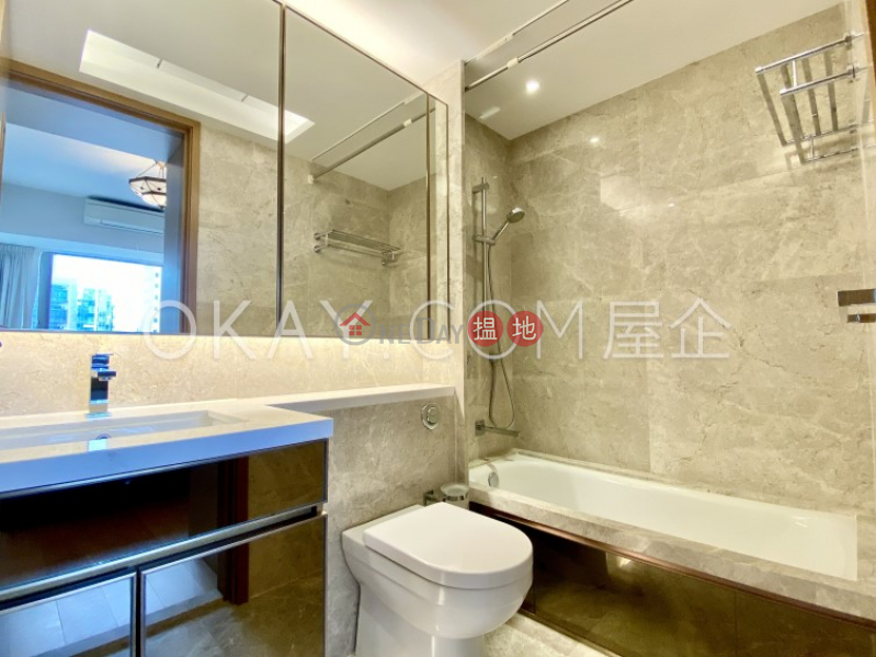 HK$ 40,000/ month The Nova Western District Unique 2 bedroom with balcony   Rental
