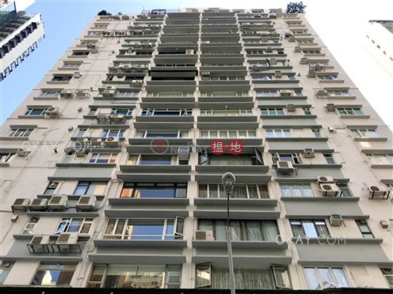 HK$ 55M, Fine Mansion, Wan Chai District | Unique 3 bedroom on high floor with parking | For Sale
