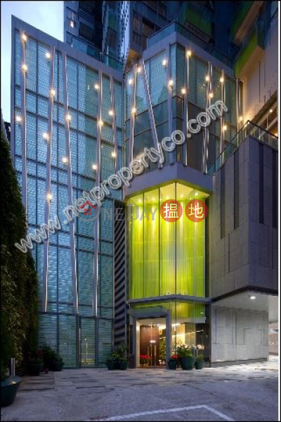 Property Search Hong Kong | OneDay | Residential, Rental Listings, Studio Unit with Balcony in North Point For Rent