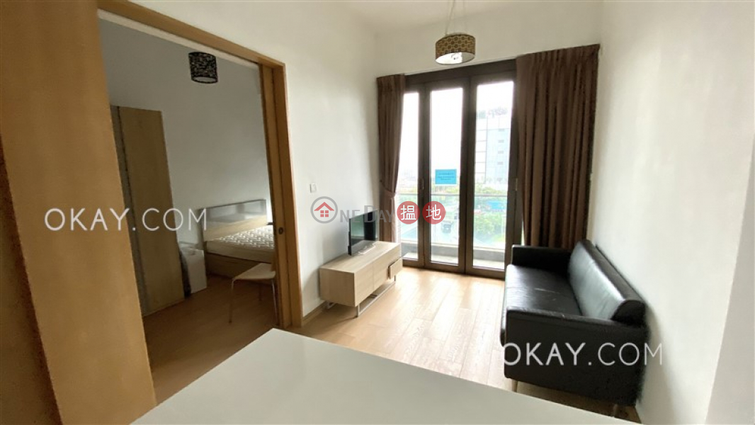Generous 1 bedroom with balcony | For Sale | The Gloucester 尚匯 Sales Listings
