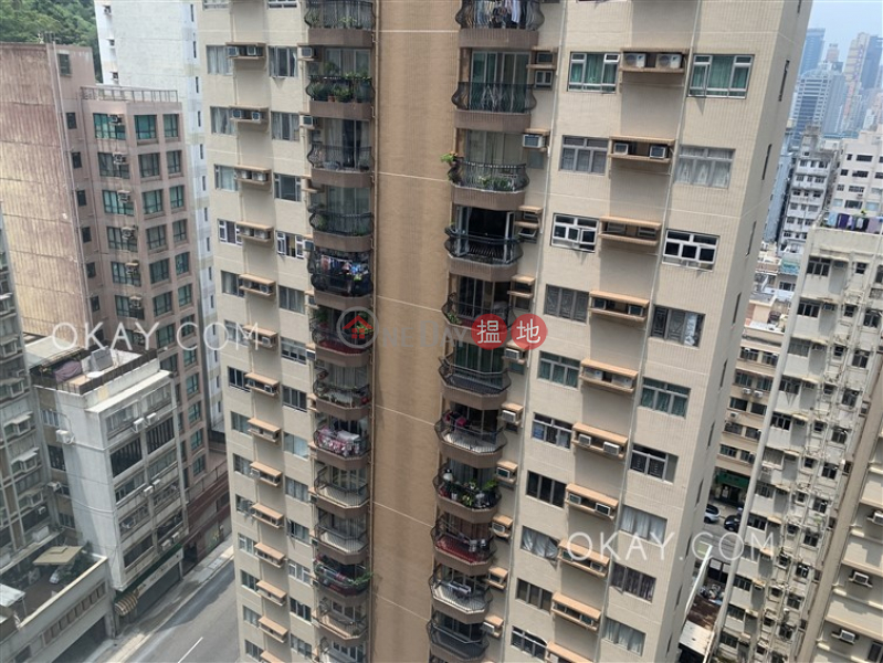 Property Search Hong Kong | OneDay | Residential Rental Listings Rare 2 bedroom on high floor with balcony | Rental