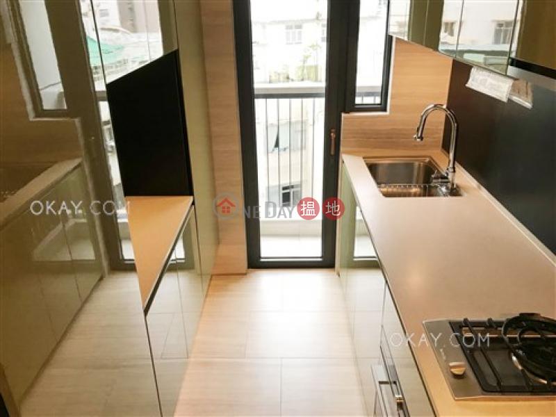 HK$ 42,000/ month, Fleur Pavilia Tower 1 Eastern District, Tasteful 3 bedroom with balcony | Rental