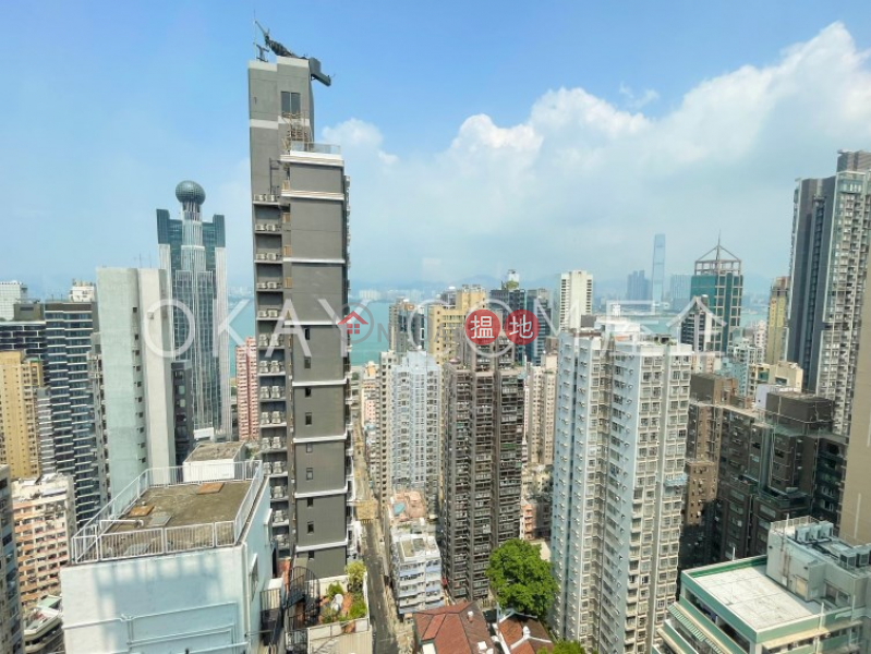 HK$ 35,000/ month High Park 99 | Western District Nicely kept 3 bedroom on high floor with balcony | Rental