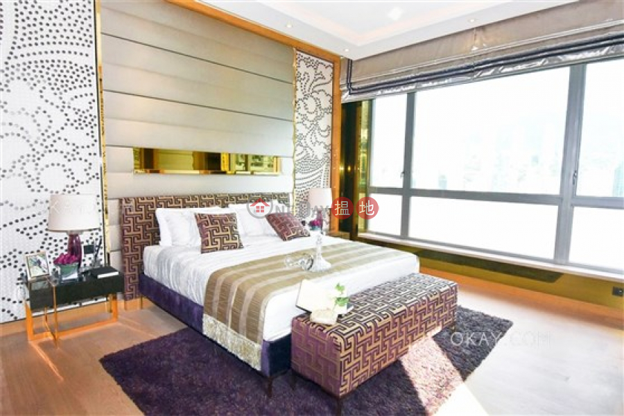 Gorgeous 4 bedroom on high floor with balcony & parking | Rental | Chantilly 肇輝臺6號 Rental Listings