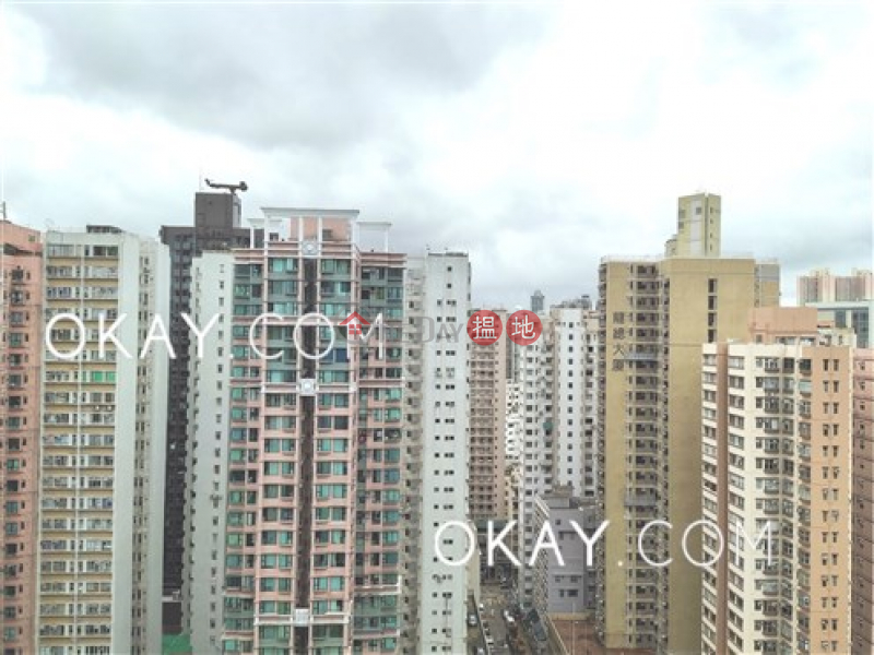 HK$ 10.5M | Tower 1A Macpherson Place | Yau Tsim Mong | Lovely 1 bedroom on high floor with balcony | For Sale