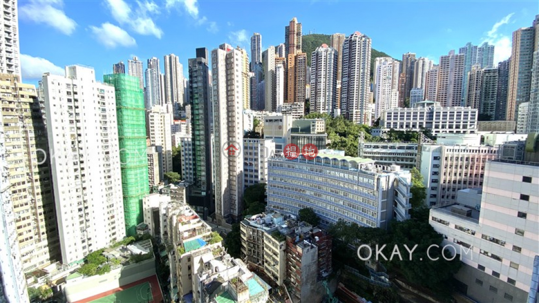 HK$ 47,000/ month | SOHO 189 Western District, Unique 3 bedroom on high floor with balcony | Rental