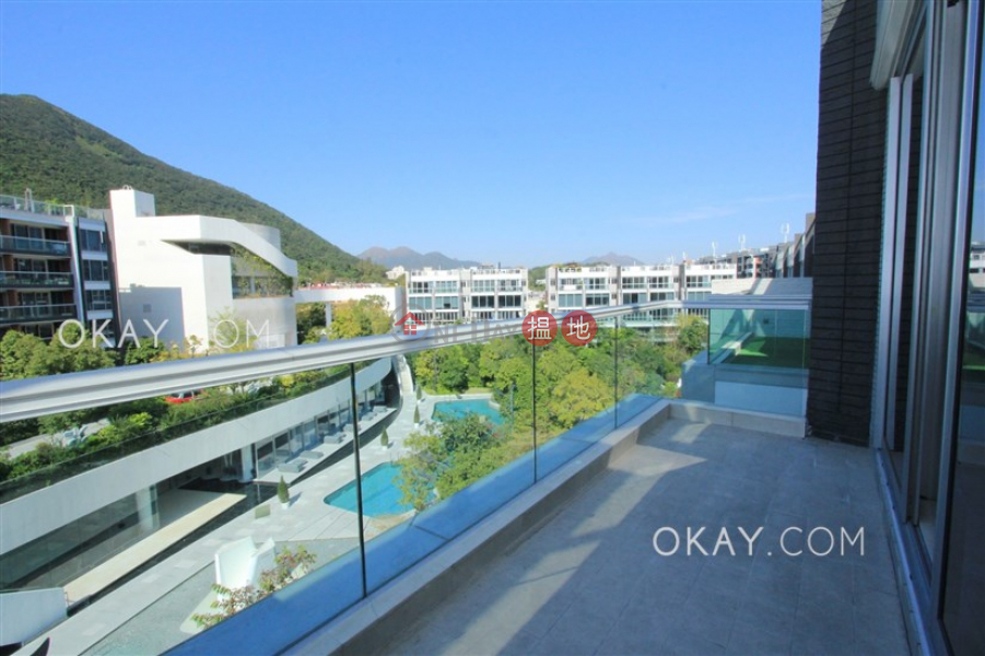 HK$ 130,000/ month Mount Pavilia Block D, Sai Kung | Luxurious 4 bed on high floor with rooftop & balcony | Rental