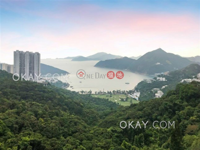 Unique 4 bedroom on high floor with balcony & parking | Rental | 19A-19D Repulse Bay Road | Southern District, Hong Kong Rental HK$ 88,000/ month
