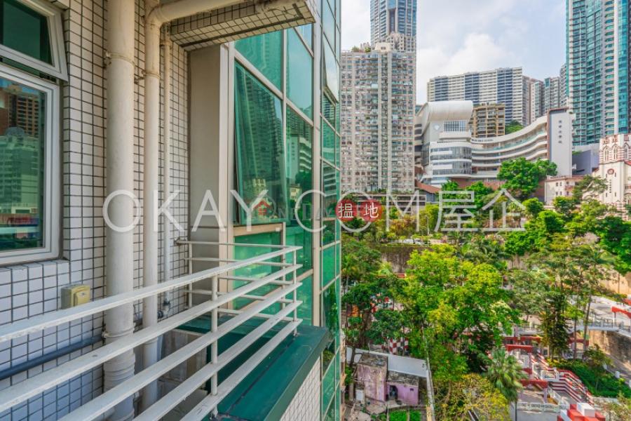HK$ 1,700萬-翠麗軒中區 2房2廁,露台翠麗軒出售單位