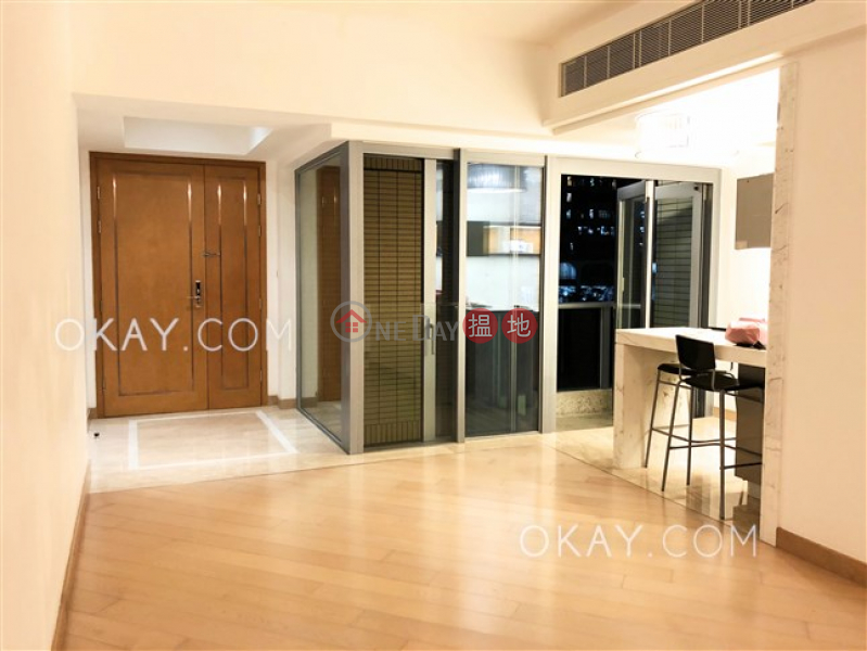 Property Search Hong Kong | OneDay | Residential, Rental Listings | Stylish 2 bedroom with sea views & balcony | Rental