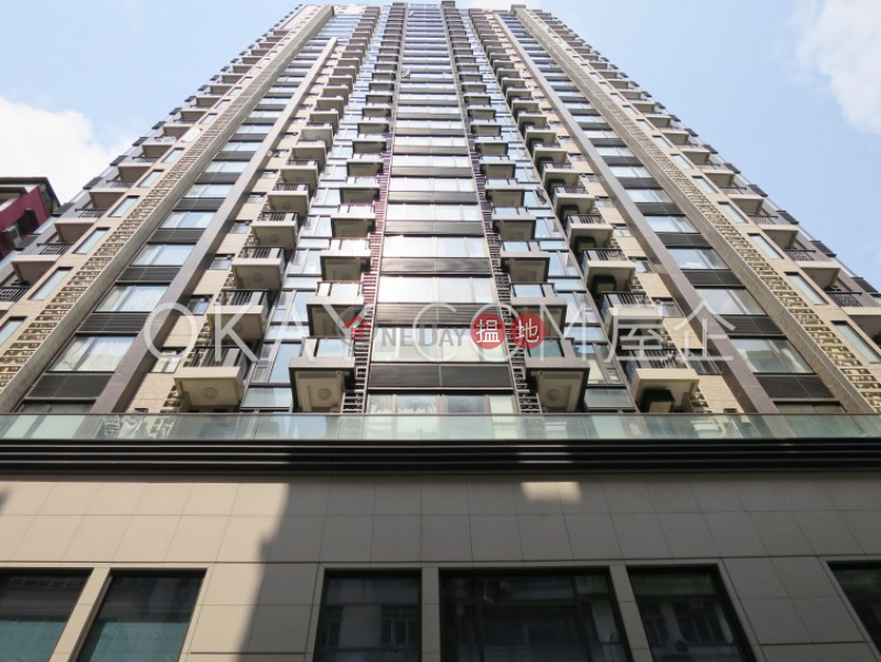 Unique 1 bedroom with balcony   Rental, 38 Haven Street   Wan Chai District   Hong Kong, Rental HK$ 26,500/ month