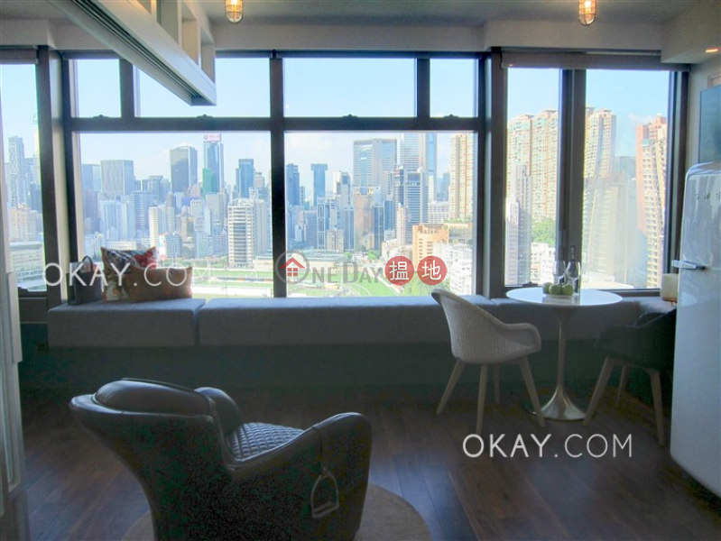 Popular 1 bedroom on high floor | Rental, Race View Apartment 愉園大廈 Rental Listings | Wan Chai District (OKAY-R387617)