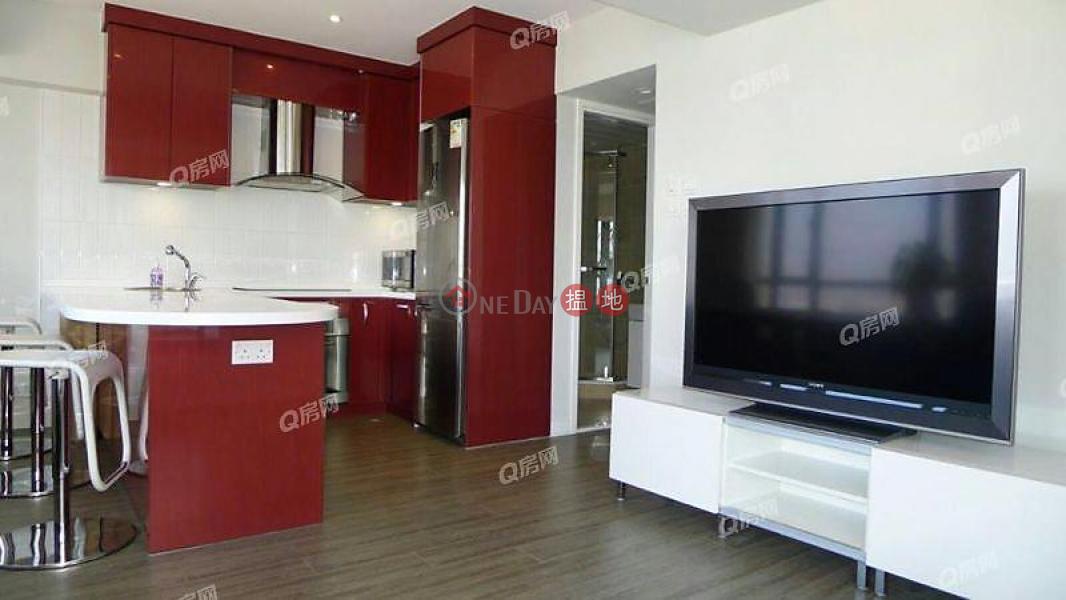 特色單位,私家空中花園,品味裝修,高層海景《慧豪閣租盤》-22干德道 | 西區香港-出租-HK$ 55,000/ 月