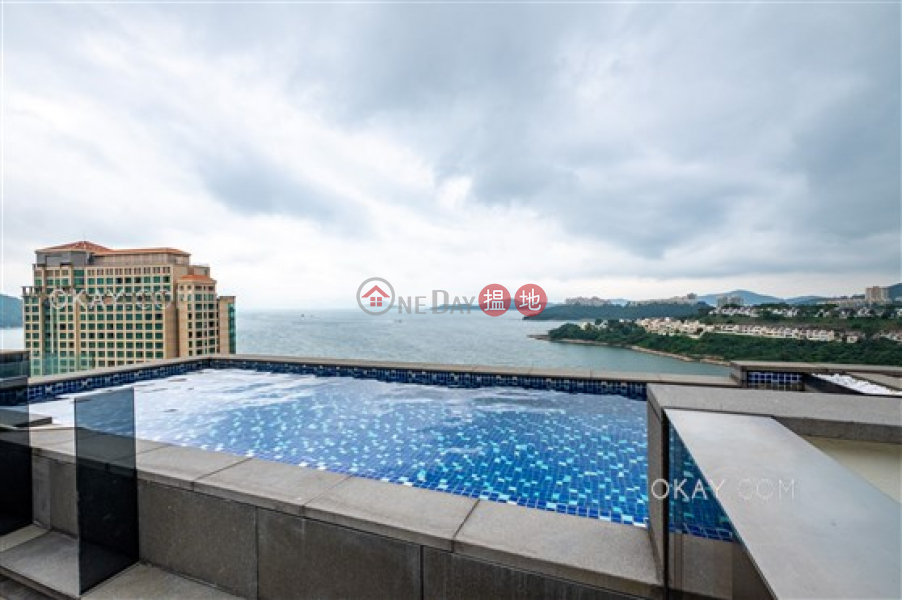 Property Search Hong Kong | OneDay | Residential | Rental Listings | Gorgeous 2 bed on high floor with sea views & rooftop | Rental