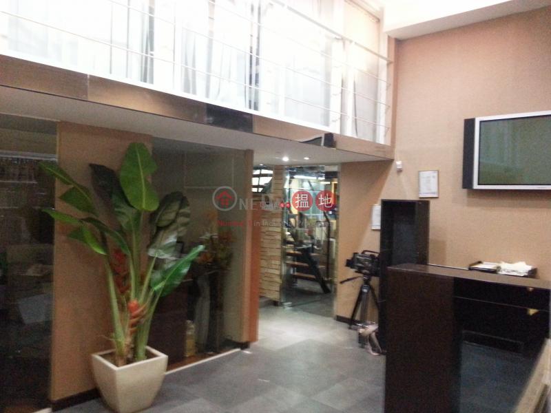 豪華裝修 交通方便 合各行業|沙田華衛工貿中心(Wah Wai Industrial Centre)出租樓盤 (poonc-05124)