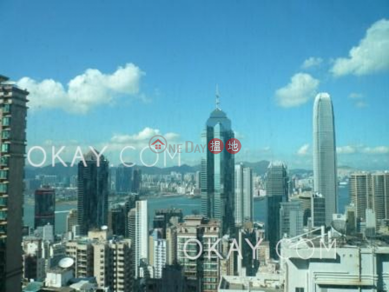 Stylish 3 bedroom with harbour views   For Sale   3 Seymour Road   Western District   Hong Kong Sales, HK$ 23M