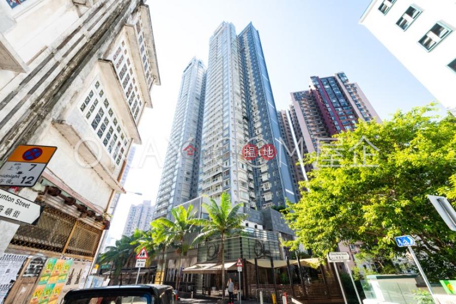 HK$ 54,000/ 月-聚賢居-中區3房2廁,極高層,星級會所,露台聚賢居出租單位