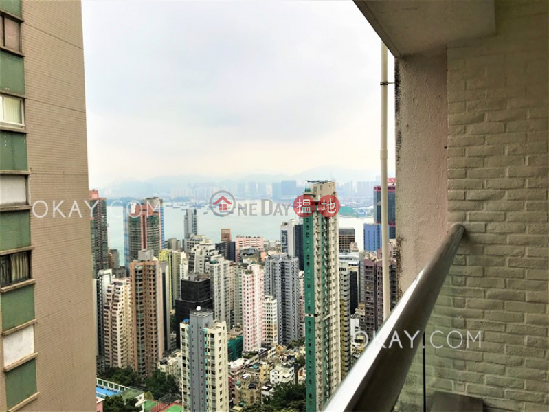 HK$ 50,000/ 月-美麗閣 西區-3房2廁,實用率高,極高層,可養寵物《美麗閣出租單位》